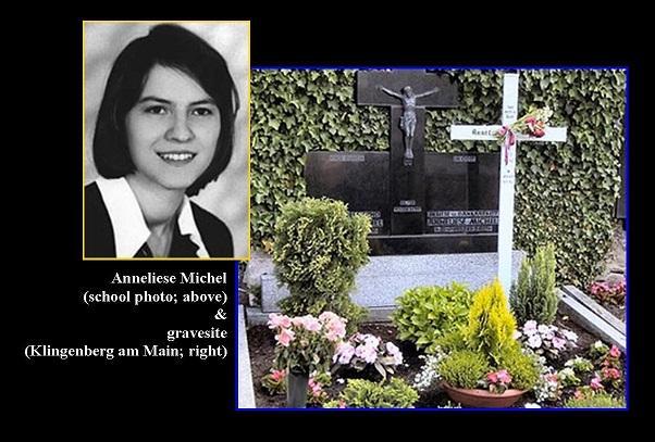 tumba de anneliese michel