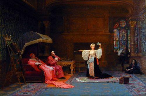 Primer hombre - la Cabeza de la Iglesia