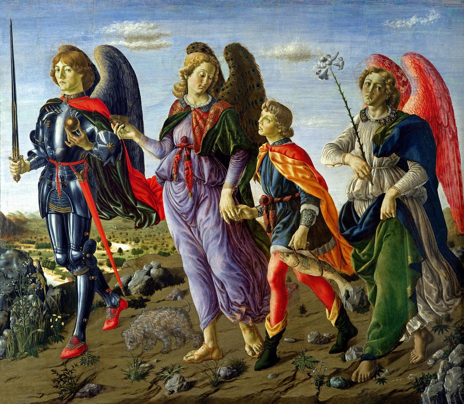 Fiesta de los Arcángeles, los Príncipes de los Ángeles (29 sep)