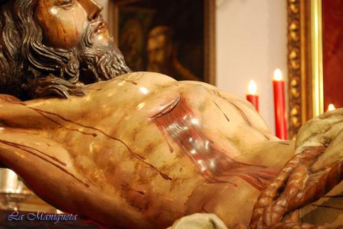 herida del costado de cristo