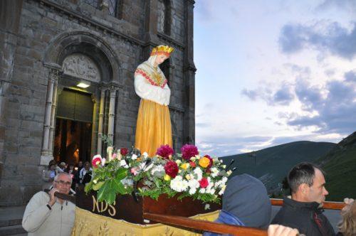 procesion de la salette