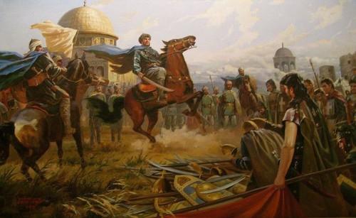 vencedores musulmanes del medioevo