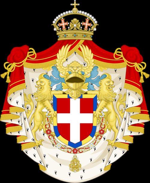 Escudo de Armas de la Casa Saboya Aosta