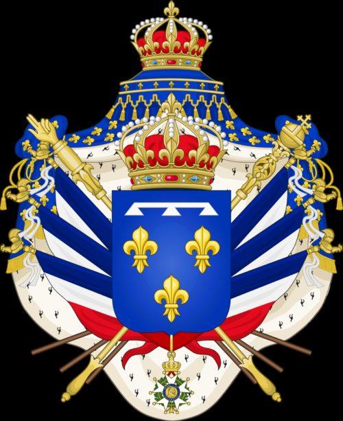 Escudo de Armas de la Casa de Orleans