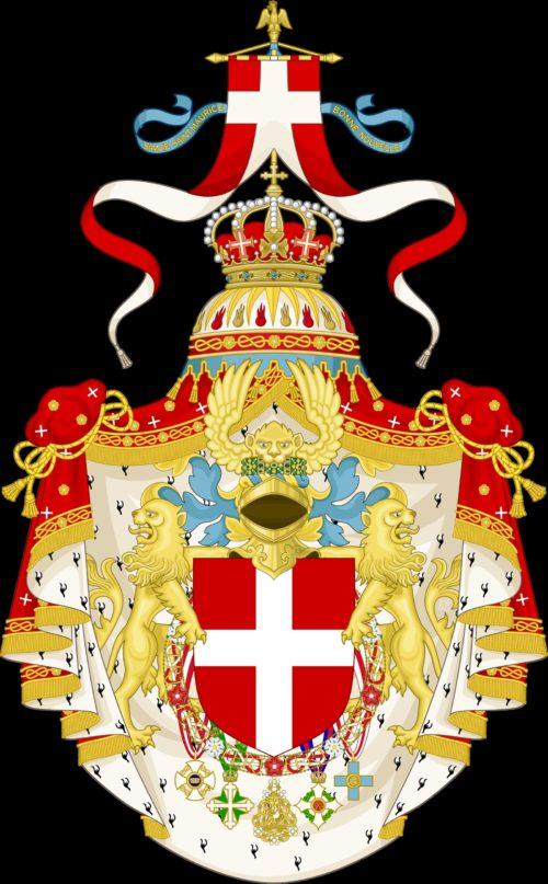 Escudo de la Casa de Saboya