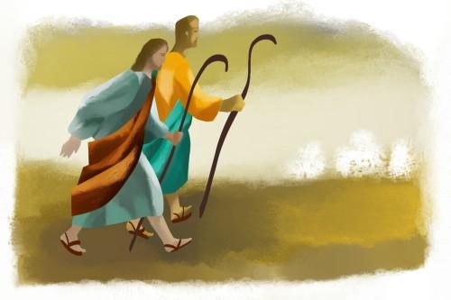 Aún en las Peores Épocas Dios Manda a sus Testigos para que Perseveremos [¿quiénes son?]