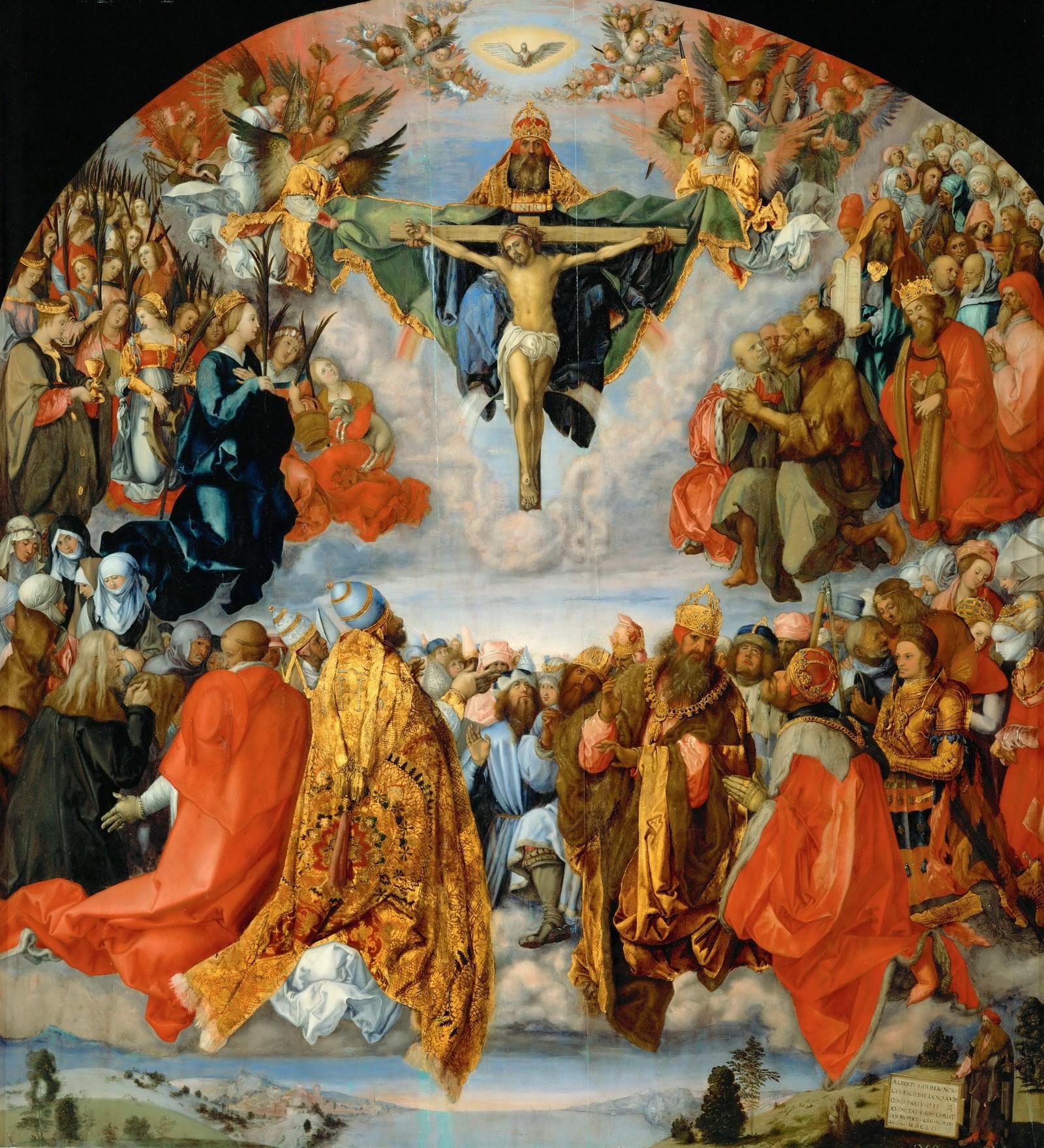 Fiesta De La Santísima Trinidad, El Misterio Central Del
