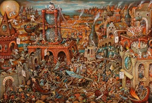 escape del purgatorio fondo