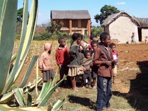 mision de una nursery en madagascar