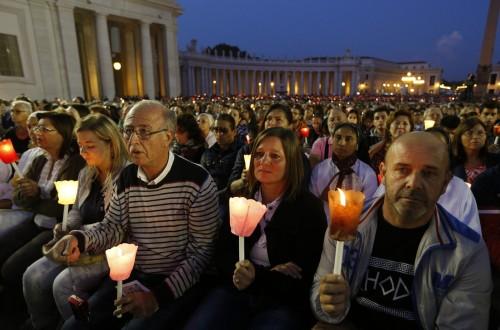 vigilia del sinodo 2015