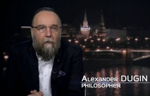 Alexander Duguin