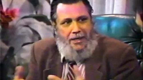 Periodista Serge Monast