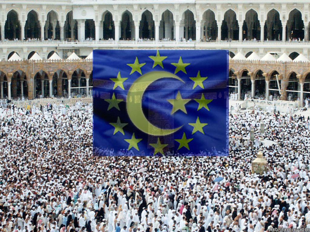 bandera de Eurabia