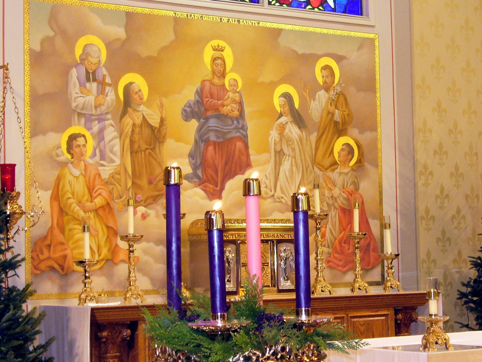 Siete Pensamientos Diarios para la Virgen María en Su mes de Mayo