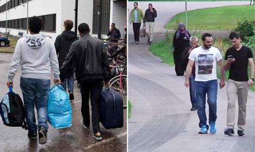 migrantes musulmanes a europa