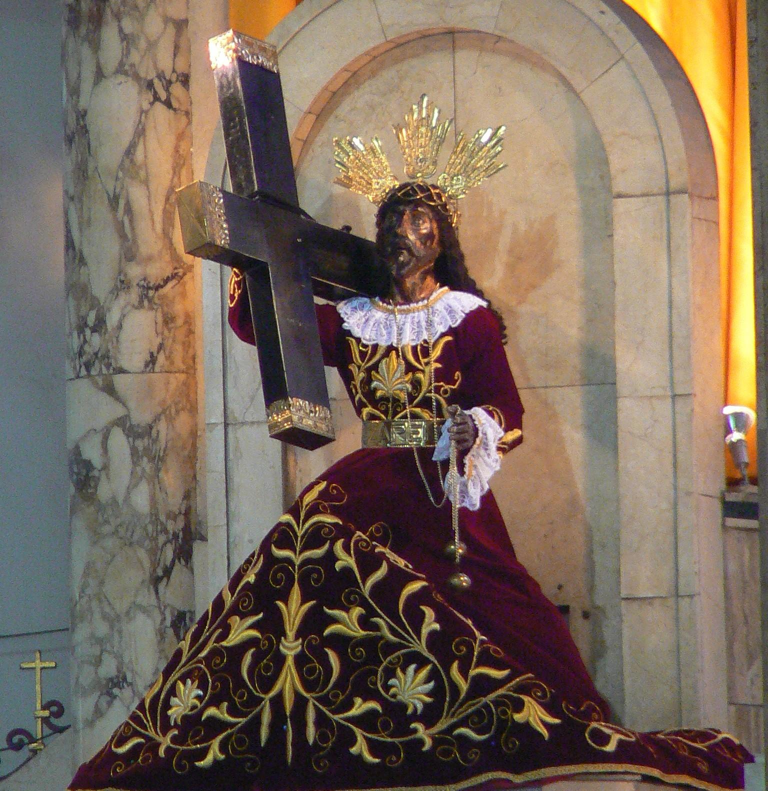 ¿Qué Hubiera Pasado si Jesús hubiera sido Negro?