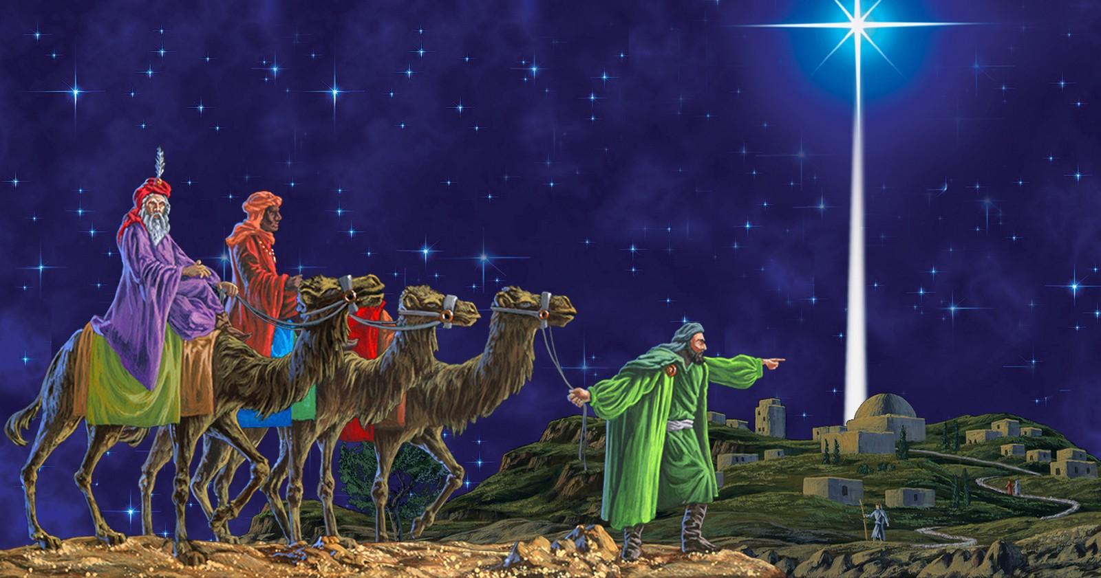 ¡Impresionante! en el 2017 habrá un Evento Astronómico similar a la Estrella de Belén