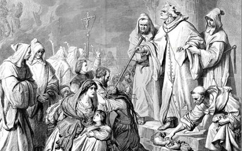 dibujo-de-acusado-en-la-inquisición