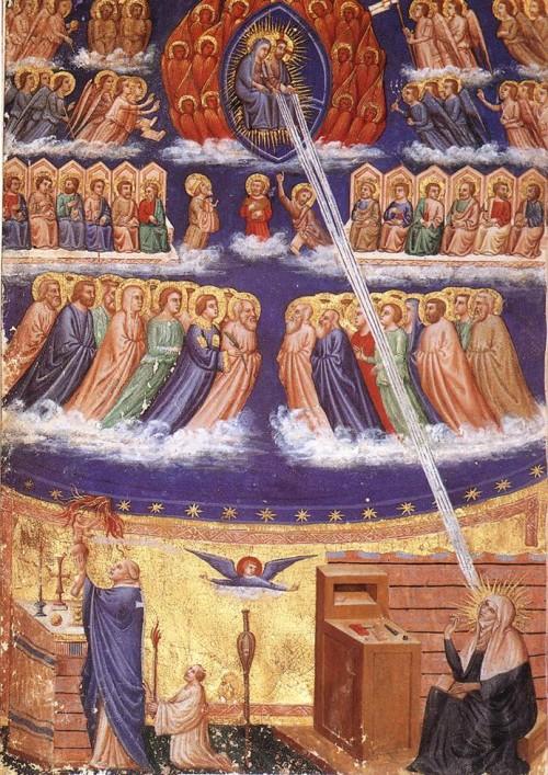 iluminacion de santa brigida