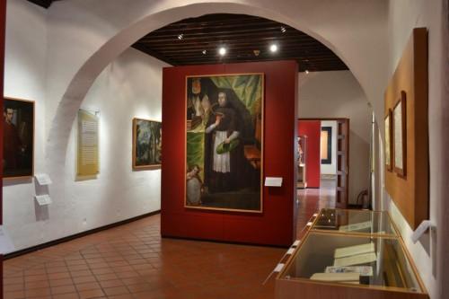 museo de arte religioso santa monica puebla