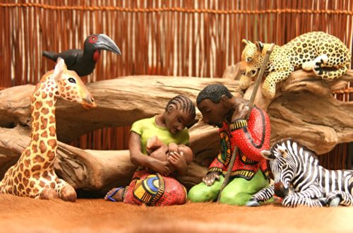 pesebre-africano