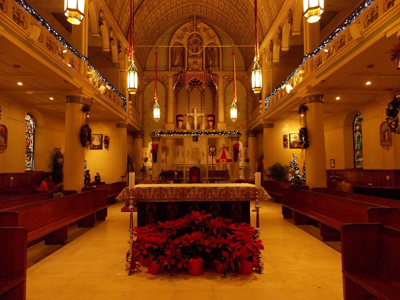 Nuestra Señora de la Paz de Honolulu, la Evangelizadora de Hawai, EE.UU (24 ene)