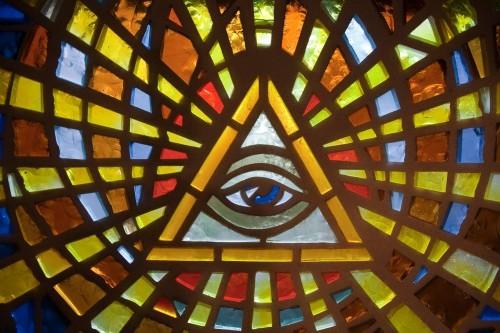 ojo de nuevo orden mundial