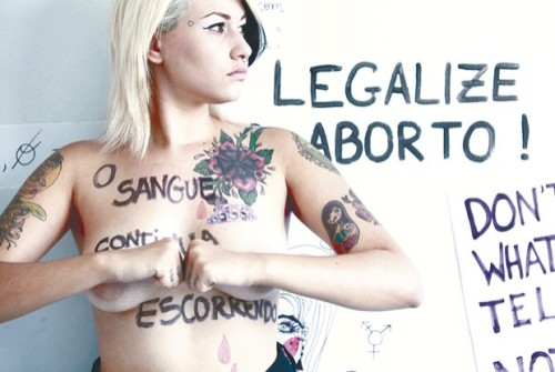 sandra winter legalizar el aborto