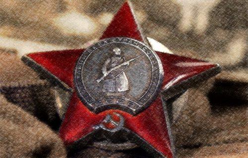 condecoracion sovietica