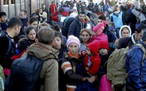 imigrantes a europa