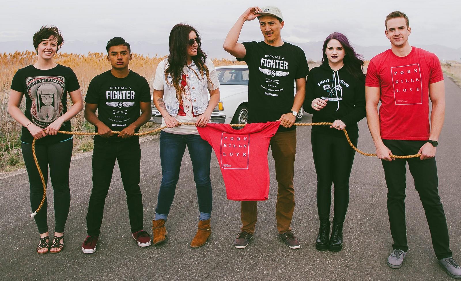 Se ha lanzado una Exitosa Campaña para Combatir la PORNOGRAFÍA que ha logrado Asociar a Celebridades…