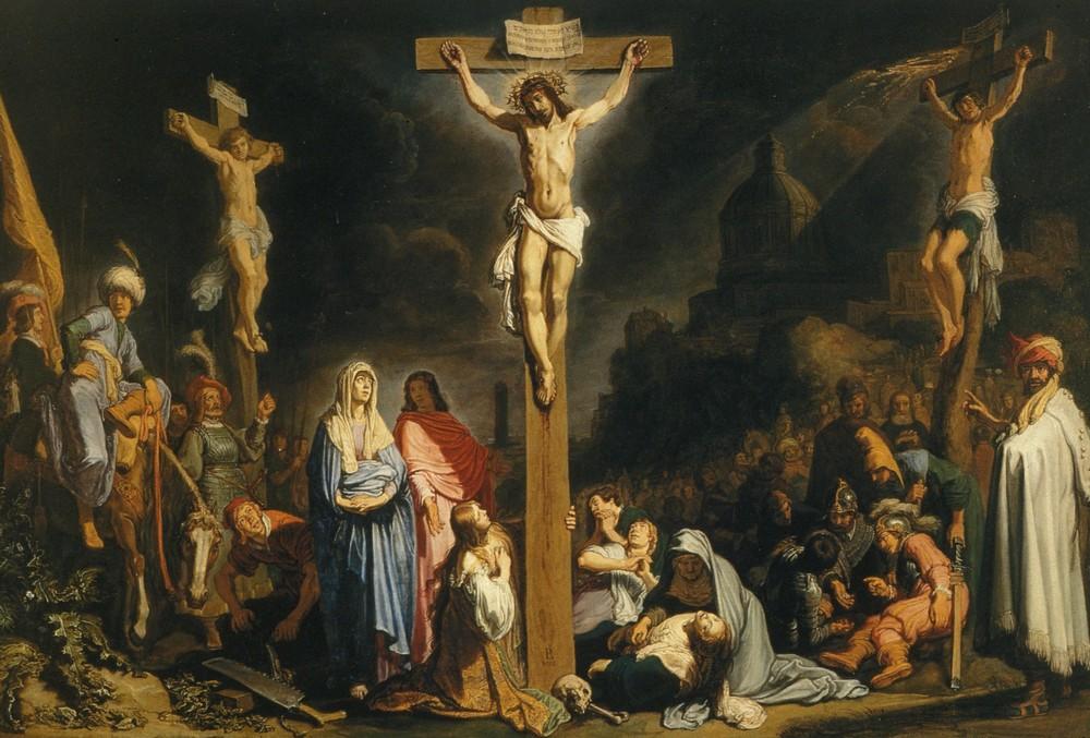 Resultado de imagen de imagenes de jesus crucificado