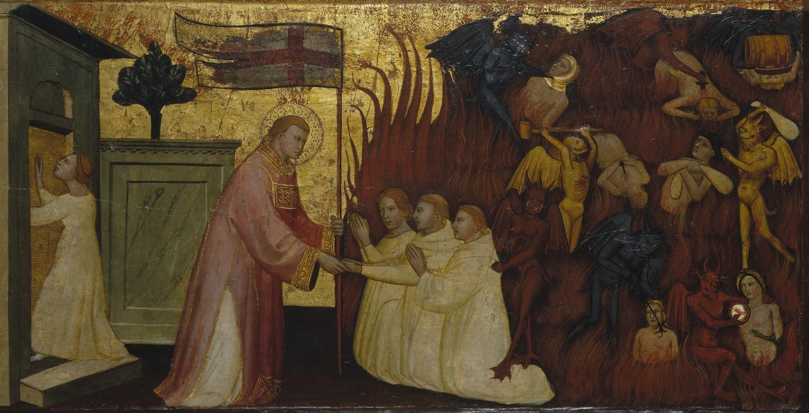 El Padre Pío Experimentó los Dolores del Purgatorio y por eso su Devoción a esas Almas