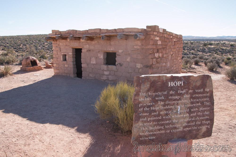 casas de los indios hopi