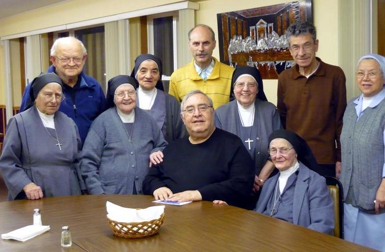 fray aniello salicone en mision san francisco javier