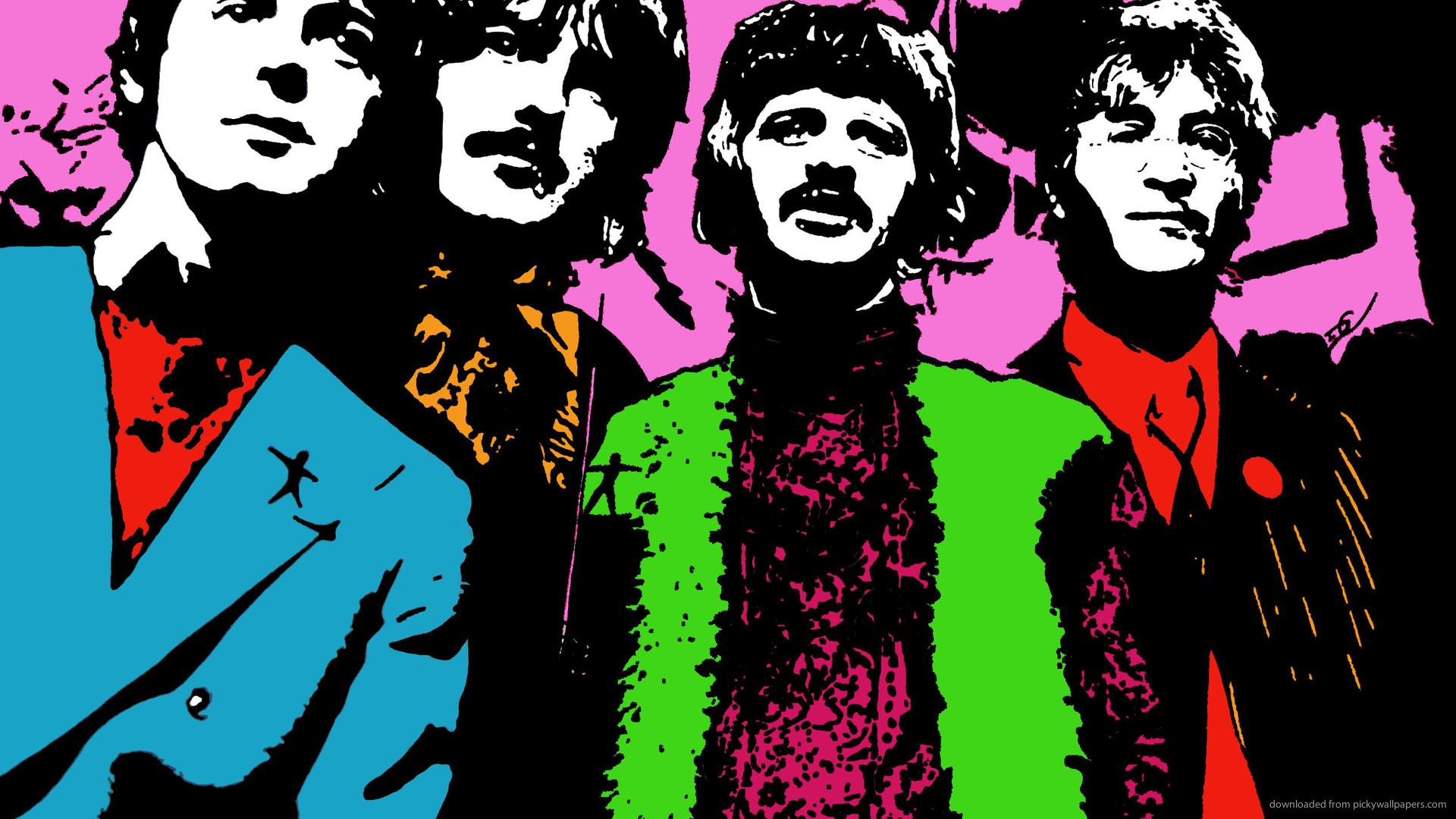 The Beatles Los Beatles Los Beatles Cantan Para Ud.
