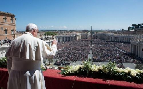 mensaje urbi et orbi del papa francisco