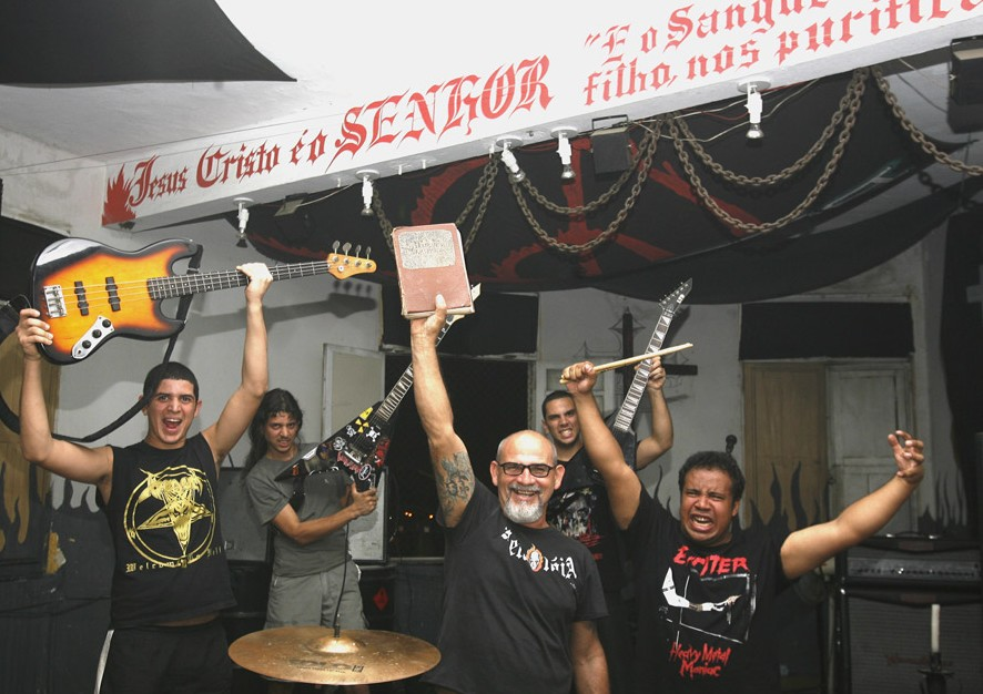show en iglesia evangelica de brasil