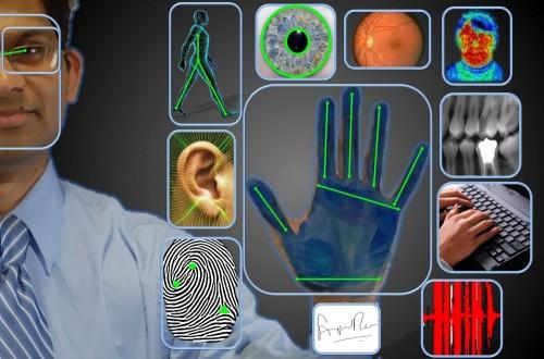 tarjeta biometrica
