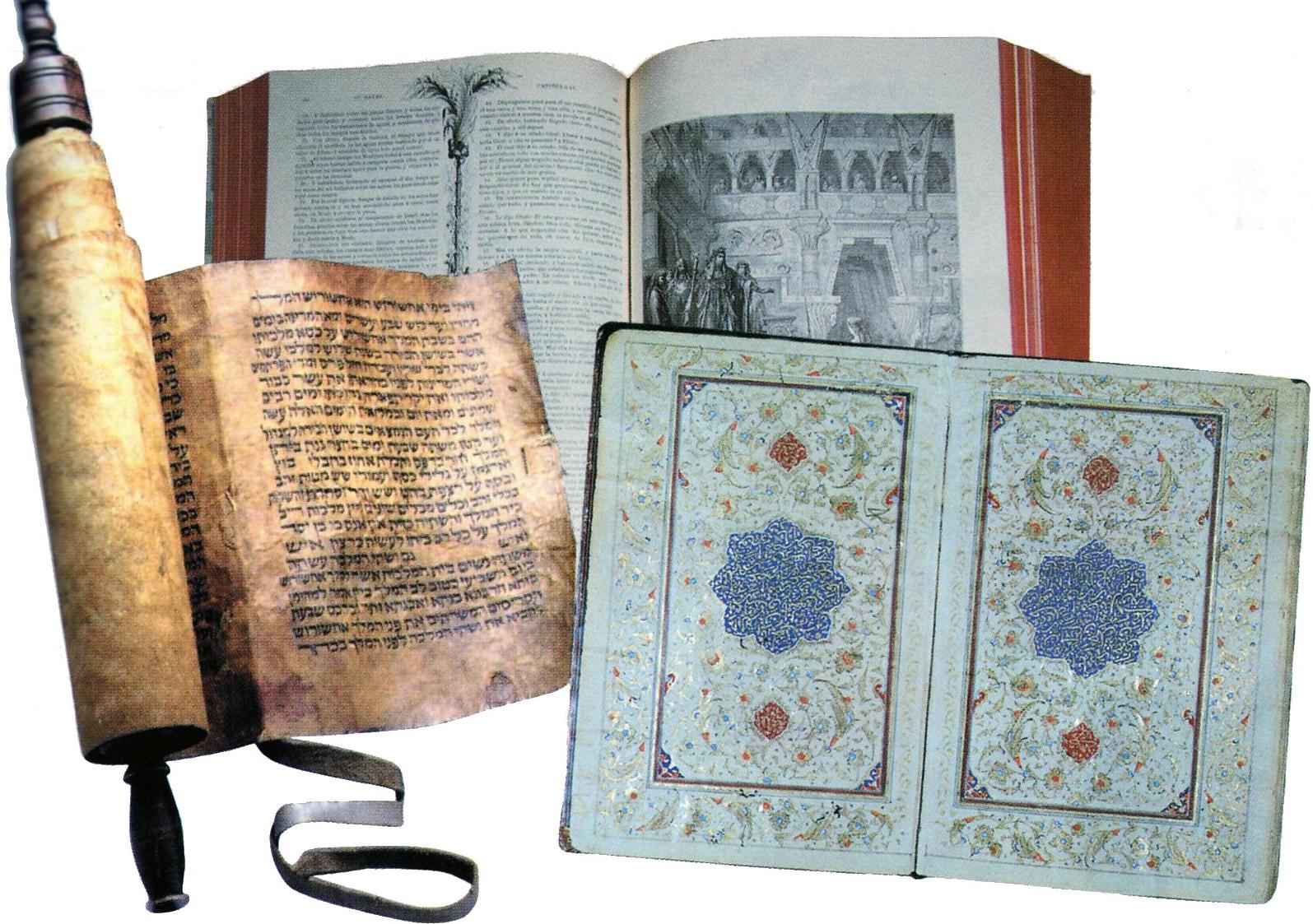 La biblia no es m s violenta que el cor n como sostiene - Que es el corian ...