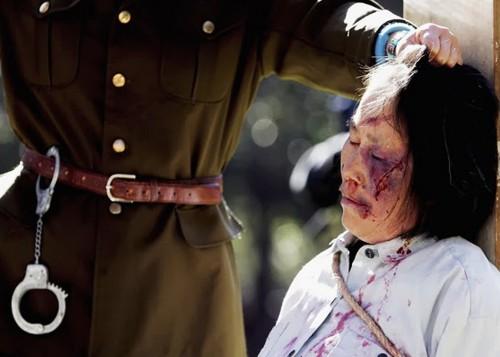 tortura a cristiana en corea del norte