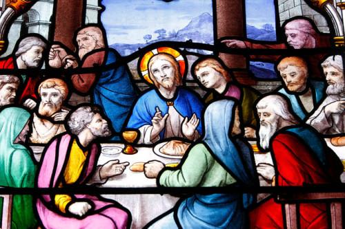 vitral de los apostoles