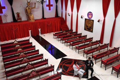 iglesia satanica