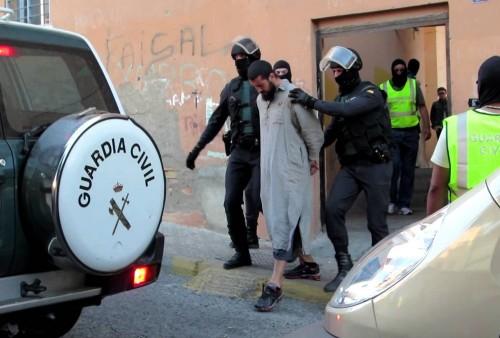 policia detiene a yihadista sospechoso en españa