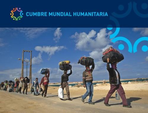 promocion de cumbre humanitaria mundial