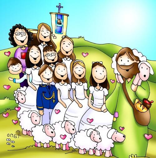 sacramento de la comunion