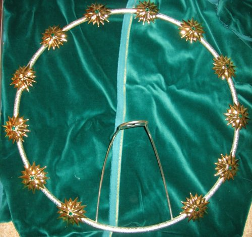 Corona de la Virgen de Nuestra Esperanza