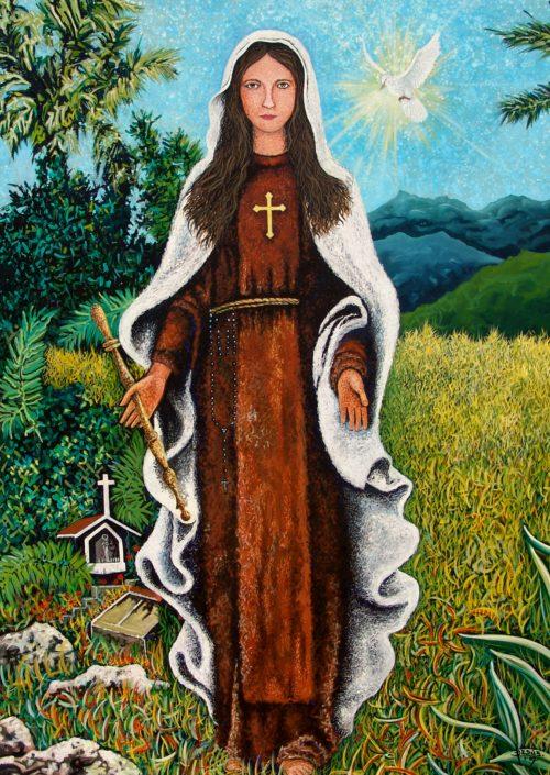 Elenita de Jesus o Nuestra Madre