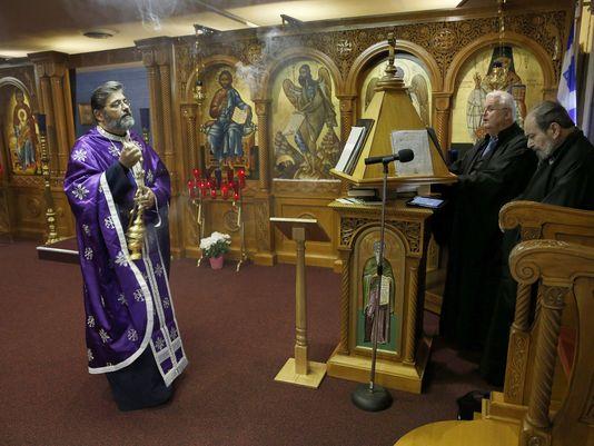 Rev Sotirios Dimitriou
