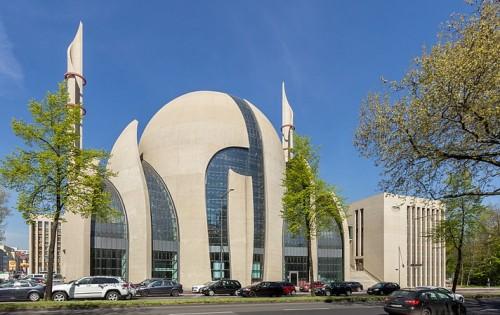 mezquita en colonia, alemania